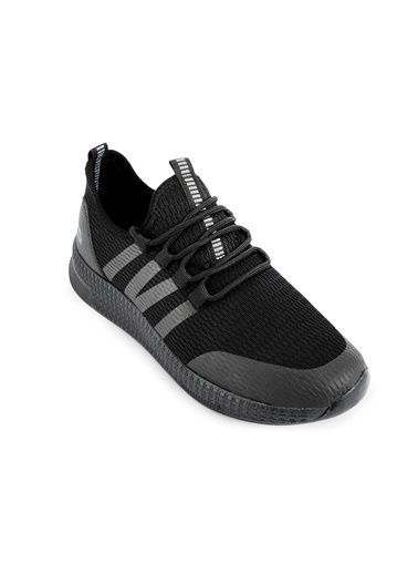 Slazenger Slazenger Tuesday Sneaker Erkek Ayakkabı  Siyah